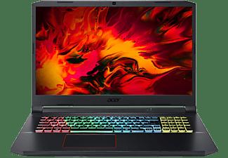 ACER Gaming Notebook Nitro 5 AN517-52-733X, i7-10750H, 16GB, 512GB, RTX3060, 17.3 Zoll FHD 144Hz, Schwarz