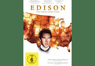 Edison - Ein Leben voller Licht DVD
