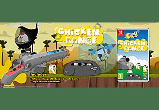 SW CHICKEN RANGE BUNDLE INCL. RIFLE - [Nintendo Switch]