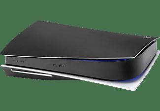 SOFTWARE PYRAMIDE Skins - Sticker für PlayStation 5 Konsole (Black), Skin-Folie, Schwarz