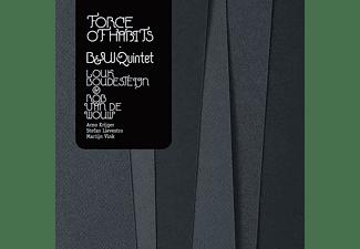 VAN DE WOUW,ROB & BOUDESTEIJN,LOU - FORCE OF HABITS  - (CD)