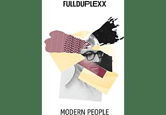 Fullduplexx - MODERN PEOPLE  - (CD)
