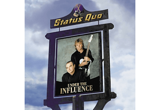 Status Quo - Under The Influence (CD Deluxe Edition)  - (CD)
