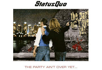Status Quo - The Party Ain't Over (Deluxe)  - (CD)