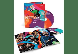 Eric Clapton - Eric Clapton - Crossroads Guitar Festival 2019  - (DVD)