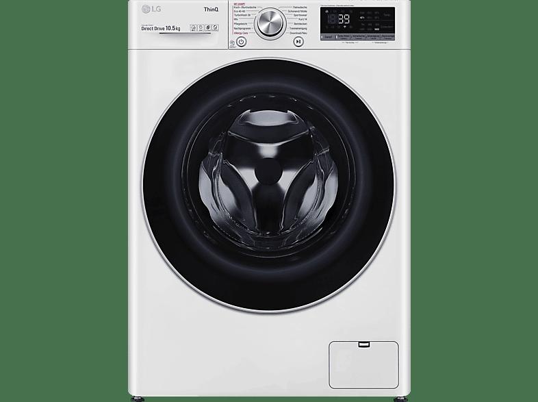 LG F6WV710P1 Waschmaschine 10,5 kg, 1560 U Min., A