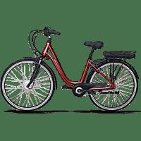 SAXXX CITY LIGHT SPORT 2020 Citybike (Laufradgröße: 28 Zoll, Erwachsene-Rad, 374.4 Wh, Rose-Gold)