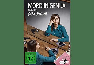 Mord in Genua-Ein Fall für Petra Delicato (4DVD) DVD