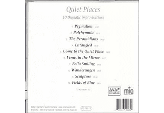 Andreas Vollenweider - Quiet Places  - (CD)