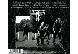 Asphyx - Necroceros  - (CD)