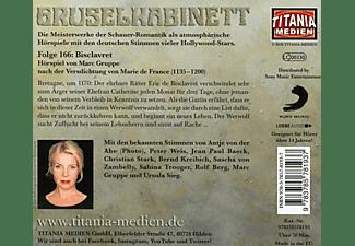 Gruselkabinett - 166/Bisclavret  - (CD)