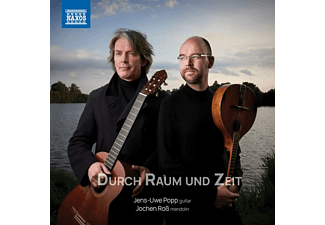 Roß, Jochen & Popp, Jens-Uwe - THROUGH SPACE AND TIME  - (CD)