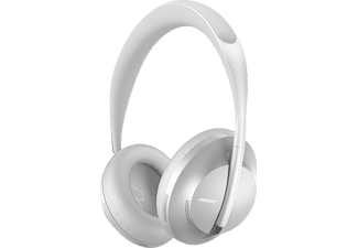 BOSE Headphones 700 kabellose Noise-Cancelling, Over-ear Kopfhörer Bluetooth Silber