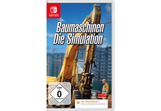 SW CIAB BAUMASCHINEN SIM - [Nintendo Switch]