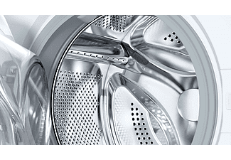 Lavadora secadora - Bosch WKD28542ES, 7 kg lavado, 4 kg secado, 1400 rpm, 13 programas, AquaStop, Blanco