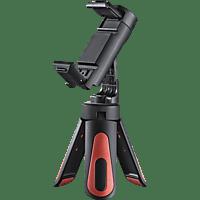 HAMA Pocket II Rotation Smartphone-Ministativ Rot/Schwarz