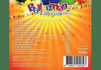 VARIOUS - Ballermann Kids Club Vol.1  - (CD)