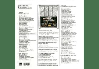 John Prine - Common Sense  - (Vinyl)