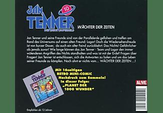 Jan Tenner - Waechter der Zeiten (10)  - (CD)