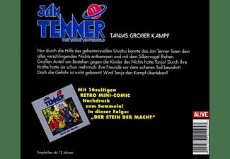 Jan Tenner - Tanjas grosser Kampf (11)  - (CD)