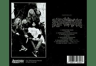 Asmodina - Inferno  - (CD)