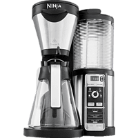 NINJA CF060EU Kaffeemaschine Schwarz/Silber