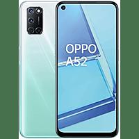 "Móvil - OPPO A52, Stream White, 64 GB, 4 GB, 6.5 "" Full HD+, Qualcomm SM6125, 5000 mAh, Android"