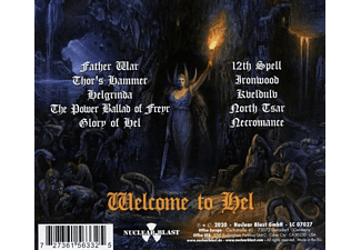 Hjelvik - WELCOME TO HEL  - (CD)