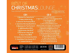 X-mas Lounge Club - Best of Christmas Lounge  - (CD)