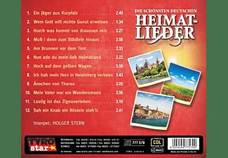 Holger Stern - Die Schönsten Deutschen Heimatlieder  - (CD)