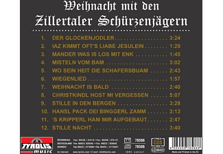 Schürzenjäger - Weihnacht  - (CD)