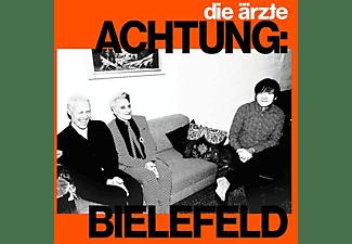 Die Ärzte - Achtung: Bielefeld (Ltd.7Inch Vinyl Inkl Mp3-Code)  - (Vinyl)