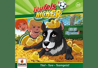 Teufelskicker - 088/Ei! Ei! Eigentor!  - (CD)