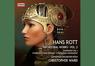 Christopher/gürzenich Orchester Köln Ward - Sämtliche Orchesterwerke Vol.2  - (CD)