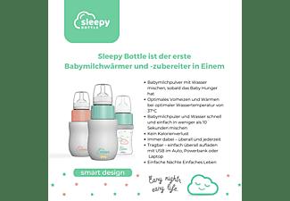 SLEEPY BOTTLE SBB 1.0 Quick Babymilchzubereiter/-wärmer Rosa