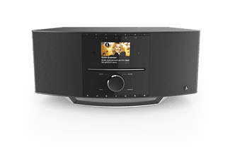 "HAMA Digitalradio ""DIR3510SCBTX"", DAB+/Internetradio/CD/Bluetooth® RX & TX/App"