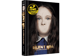 Silent Hill - Mediabook - Cover B-Gesicht - Limited Edition Auf 333 Stück Blu-ray
