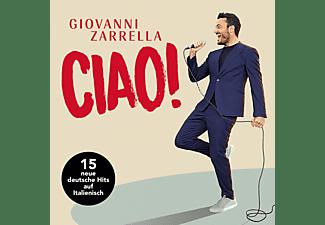 Giovanni Zarrella - Ciao! (handsignierte Version)  - (CD)