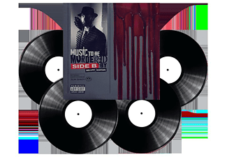 Eminem - Music To Be Murdered By - Side B  - (Vinyl)