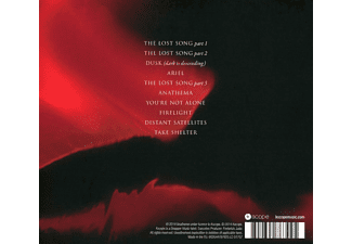 Anathema - Distant Satellites  - (CD)