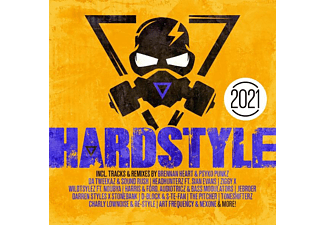 VARIOUS - HARDSTYLE 2021  - (CD)