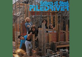 Piledriver - LETTERS OF STEEL  - (CD)