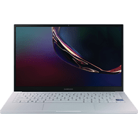 SAMSUNG Galaxy Book Ion, Notebook mit 13,3 Zoll Display, Core™ i5 Prozessor, 8 GB RAM, 256 GB SSD, Intel UHD Grafik, Aura Silver