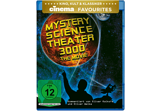 Mystery Science Theater 3000: The Movie Blu-ray