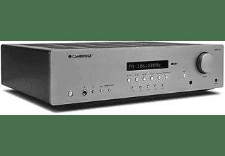 CAMBRIDGE FM/AM Stereo Receiver AXR 100, lunar grey