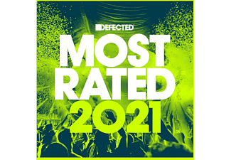 VARIOUS - DEFECTED PRESENTS MOST RATED 2021  - (CD)