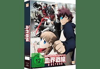 Blood Blockade Battlefront - Staffel 2 - Limited Edition - Vol.1 (Ep. 1-4) Blu-ray