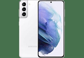 SAMSUNG Smartphone Galaxy S21 5G 128 GB Phantom White
