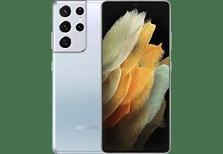 SAMSUNG Smartphone Galaxy S21 Ultra 5G 256 GB Phantom Silver