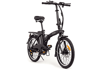 Bicicleta eléctrica - Youin You-Ride Amsterdam, Bat. extraíble, Vel. Shimano, Plegable, Autonomía hasta 35 km